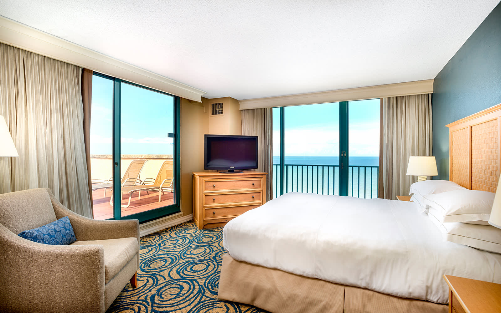 Hilton Daytona Beach Oceanfront Resort Florida Resident's Rate