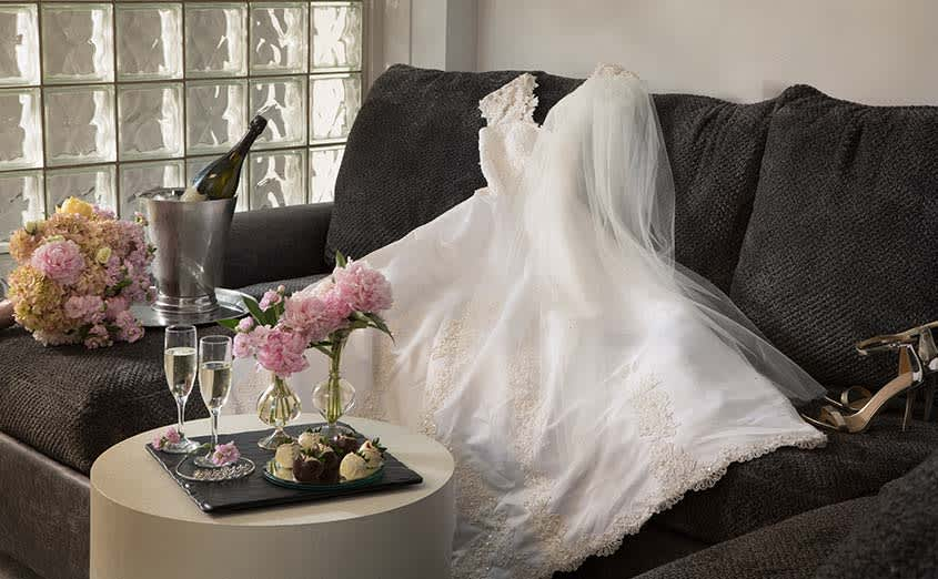 Intimate Reception Package