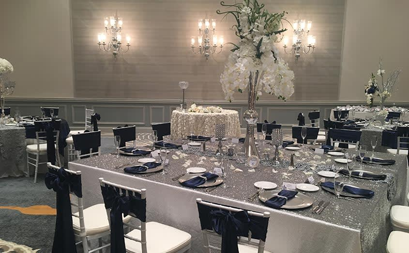Silver Reception Package
