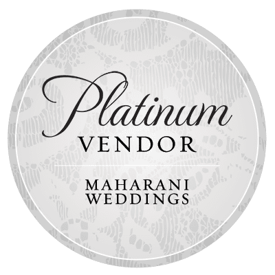 Maharoni Weddings Logo
