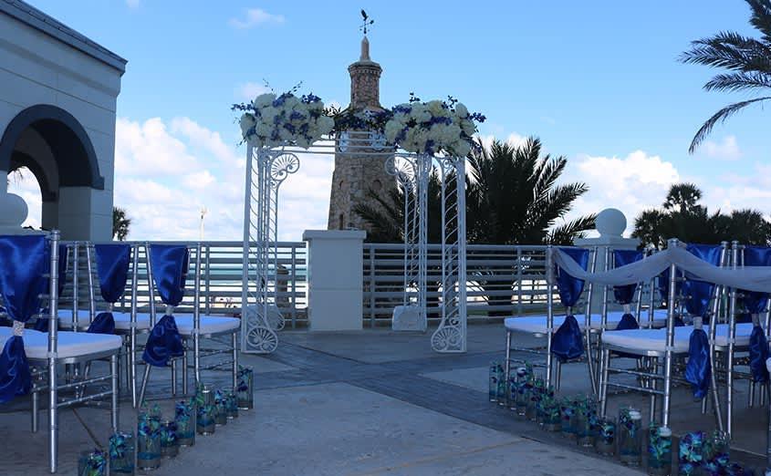 Clocktower Terrace