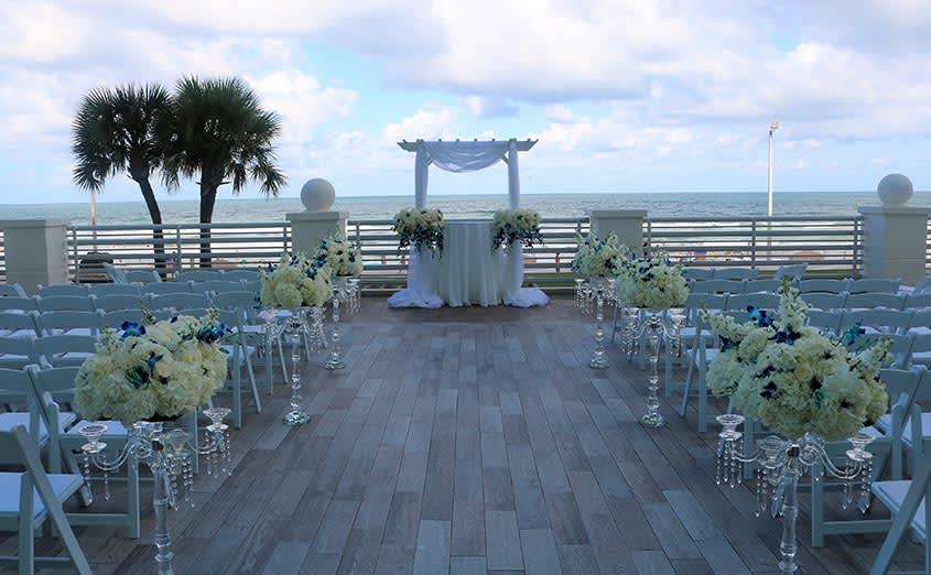 Oceanfront North Deck