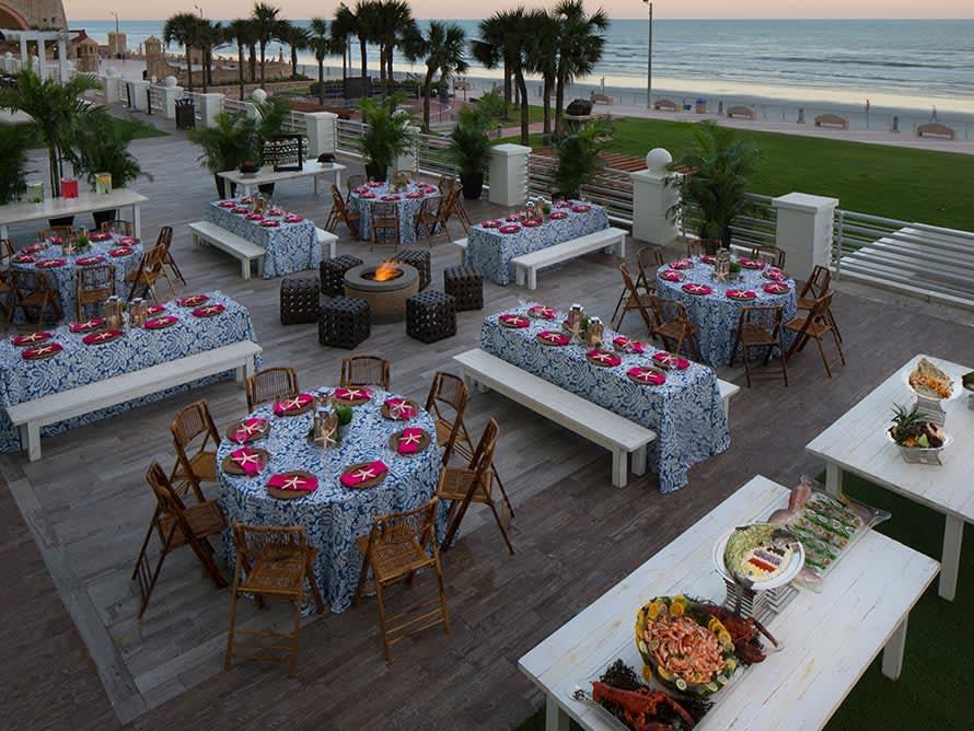 Weddings at Hilton Daytona Beach Resort