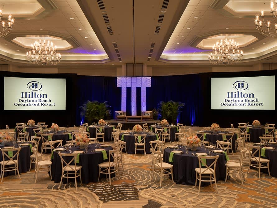Weddings at Hilton Daytona Beach Resort