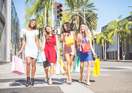 Enjoy Nearby Shopping from St. Pete Beach Hotel, Florida