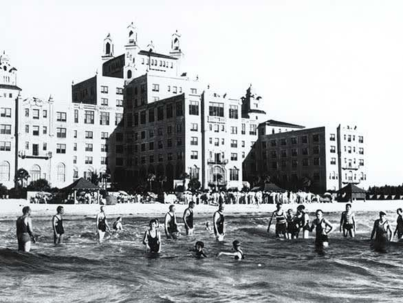 The History Behind The Don CeSar