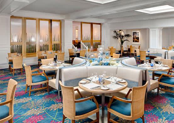 Sea Porch Café of The Don CeSar Hotel