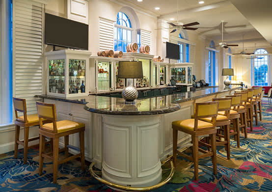 The Don CeSar Hotel offering Lobby Bar