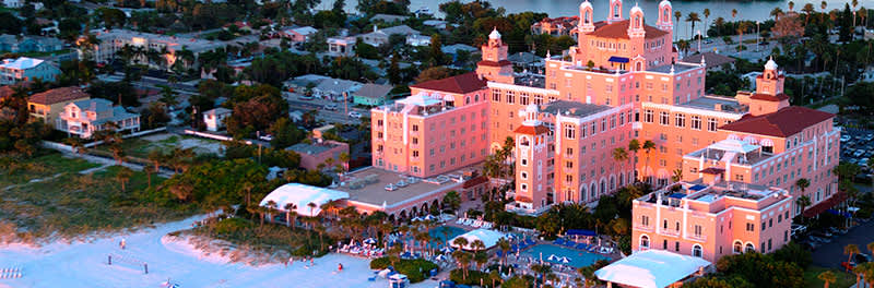 St. Pete Beach, Florida Hotel