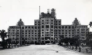 1928 Hotel Opens