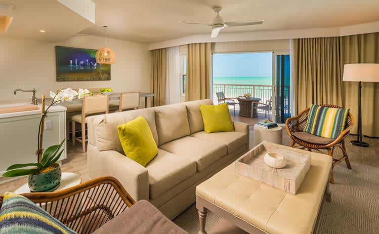 Luxury King Suite in Beach House Suites, Florida