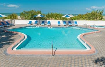 Amenities in Beach House Suites,Florida
