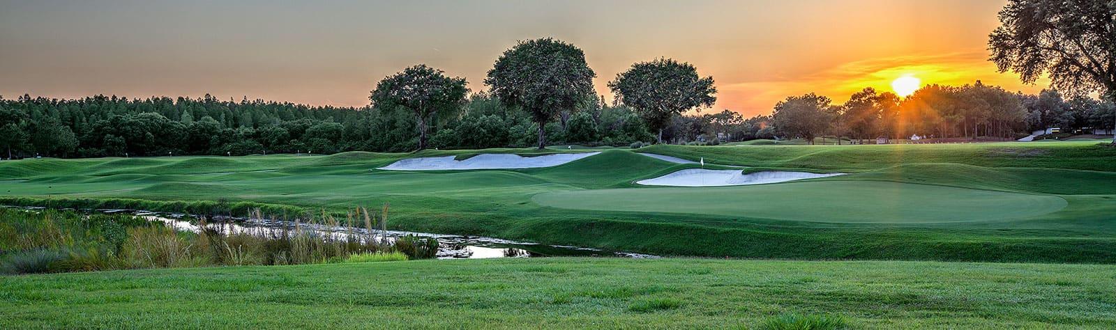 Golf Courses at Florida