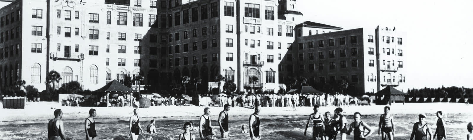 History of The Don CeSar, Florida