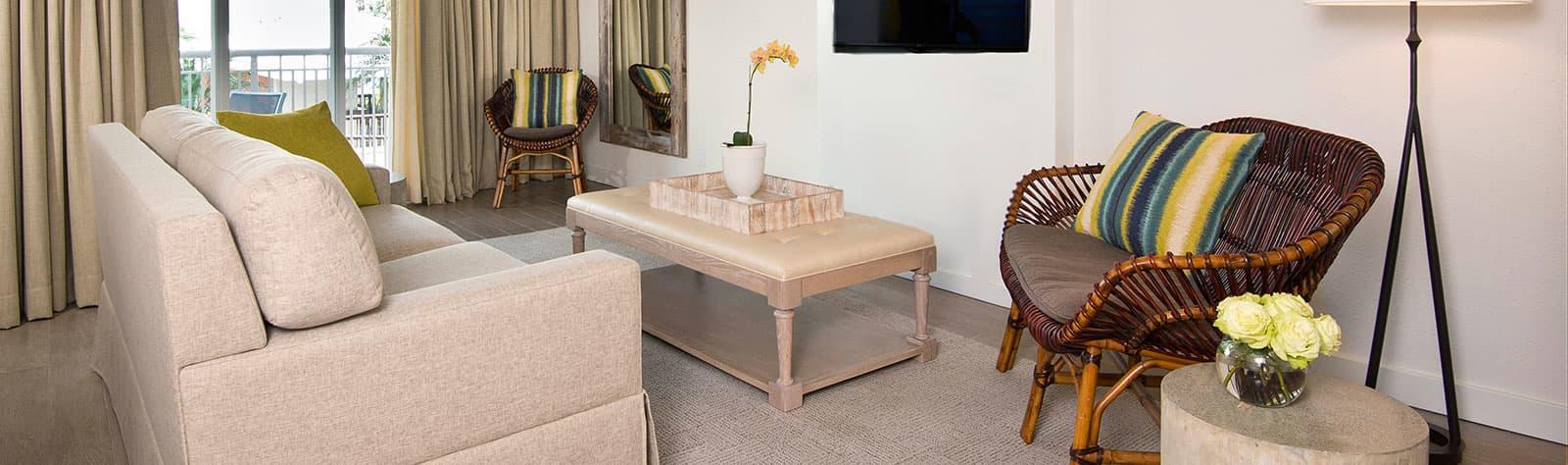 Queen Suites in Beach House Suites, St. Pete Beach