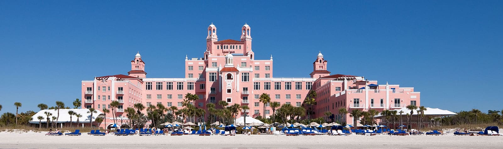 The Don CeSar, Florida - Press