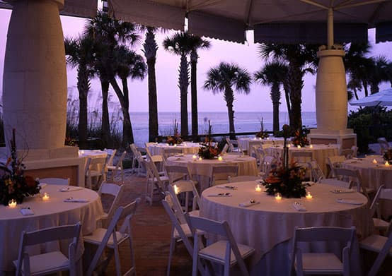 The Don CeSar Hotel offering North Beach