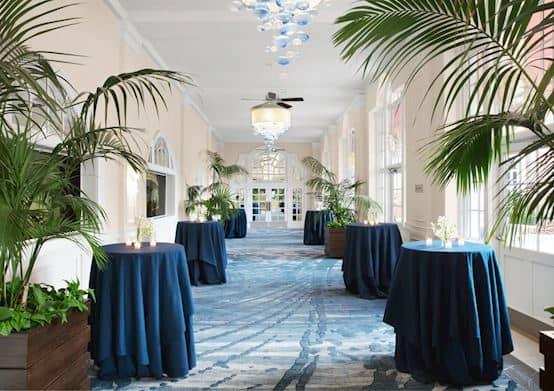 The Don CeSar Hotel offering Grand Ballroom Foyer
