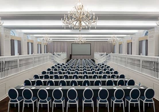 Enjoy meeting Facilities in Grand Ballroom of The Don CeSar Hotel