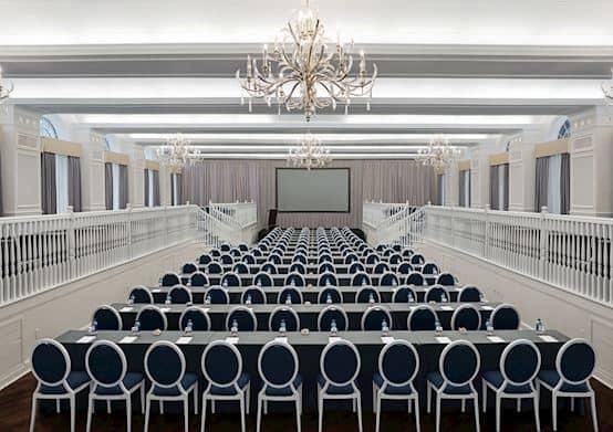 Enjoy meeting Facilities in Grand Ballroom of The Don CeSar Hotel