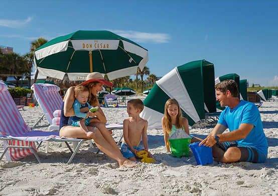 All-Inclusive Experience at St. Pete Beach