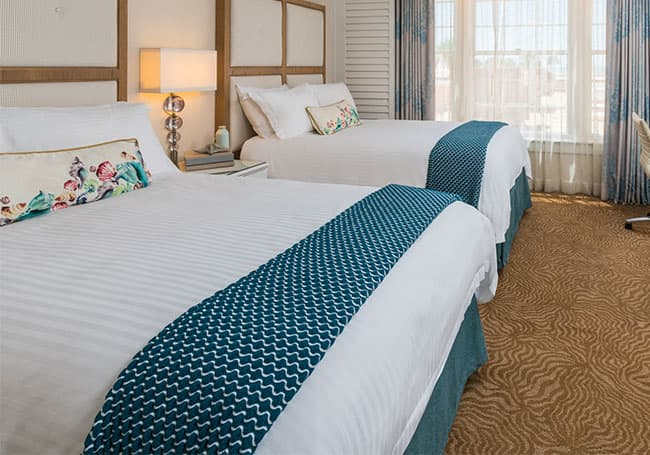 The Don CeSar, St. Pete Beach - Deluxe 2 Double Beds Accessible