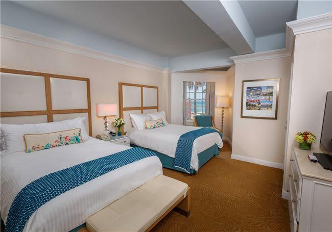 The Don Cesar Hotel, Florida Luxury Double Junior Suite