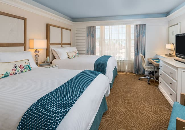 The Don Cesar Hotel offering One Bedroom Luxury Double Suite