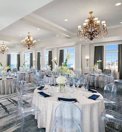 The Don CeSar Hotel offering Executive Boardroom Suite