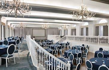 The Don CeSar Hotel offering Grand Ballroom Foyer and Veranda for Meetings
