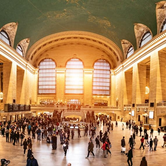 Grand Central Terminal of Newyork