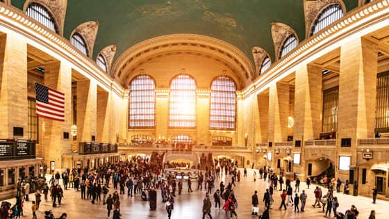 Midtown Manhattan & Grand Central of Newyork