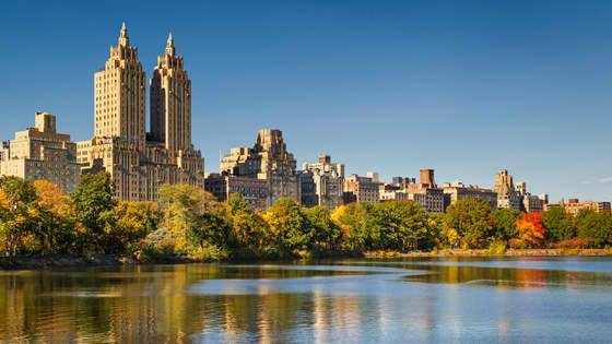 Newyork's Upper West Side & Central Park