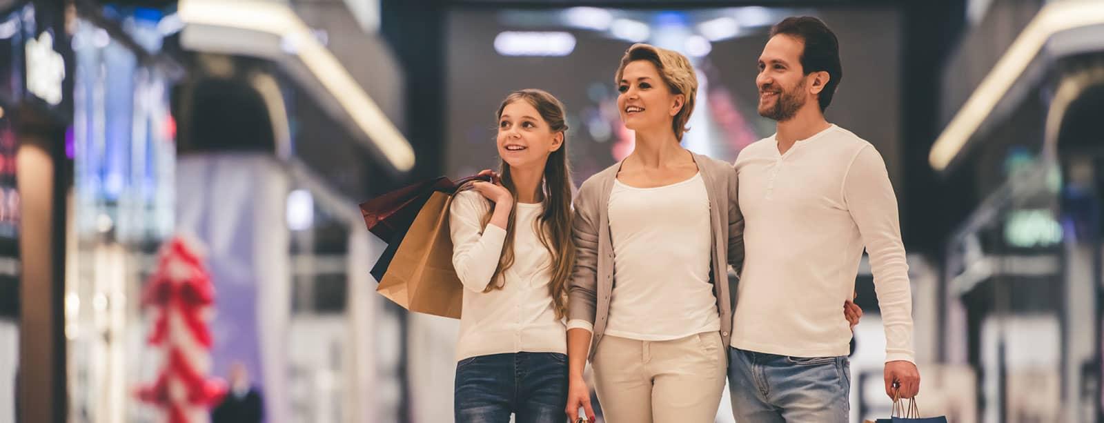 Shopping at Cabo San Lucas