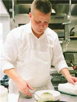 Chef Matt Gaudet At Freepoint Kitchen & Cocktils