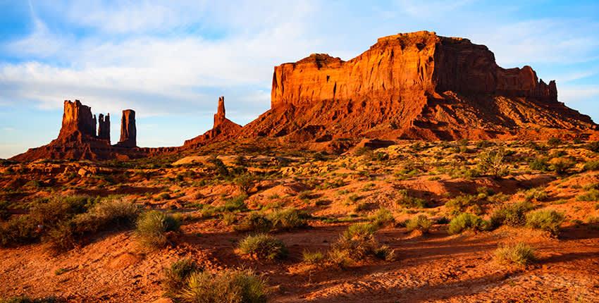 Monument Valley Navajo Park in Tusayan