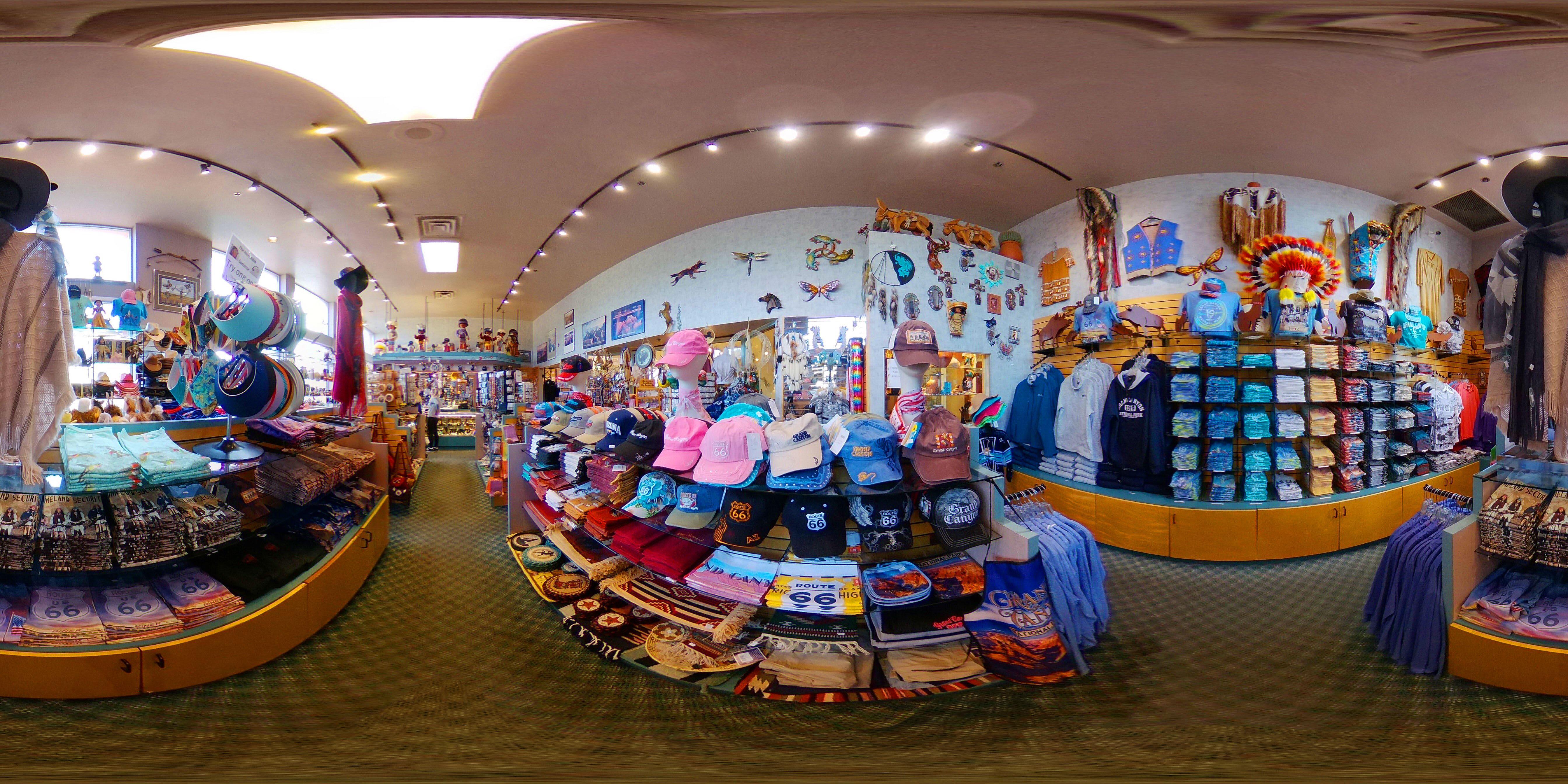 Giftshop Shirts Hats