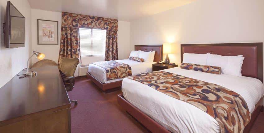 2 Queens Suite at Grand Canyon Plaza Hotel Tusayan