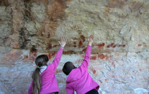 Grand Canyon Indian Paintings Tour, Arizona
