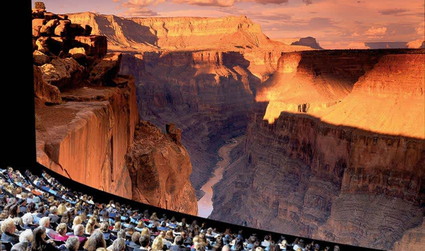 Grand Canyon IMAX Theater, Arizona