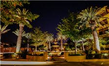 Hacienda Beach Club & Residences - Plaza at Night