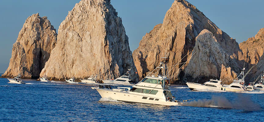 Bisbee Black and Blue Marlin Tournament at Baja California Sur