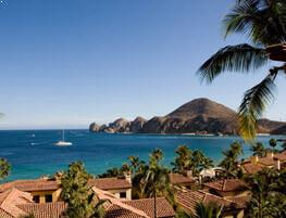 Location of Cabo San Lucas Hotel