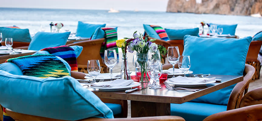 Bed & Breakfast Package at Cabo San Lucas Hotel