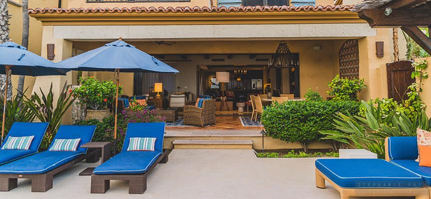 Four Bedroom Beachfront Villa at Hacienda Beach Club & Residences, Cabo San Lucas