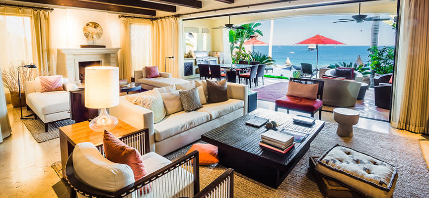 Four Bedroom Beachfront Villa at Hacienda Beach Club & Residences, Cabo San Lucas