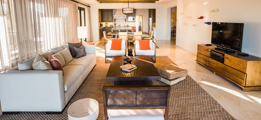 Hacienda Beach Club & Residences Three Bedroom Residence Oceanview, Baja California Sur