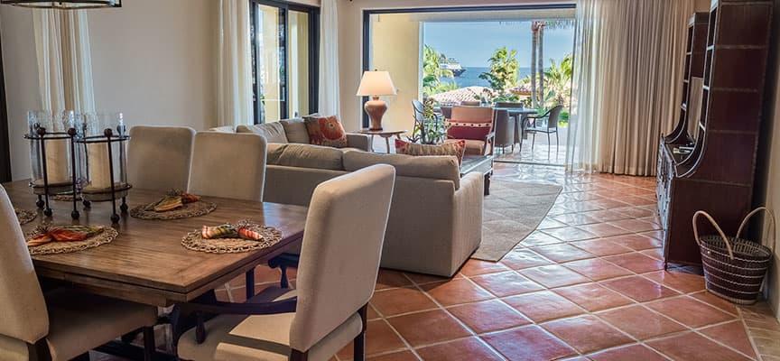 Hacienda Beach Club & Residences Three Bedroom Veranda With Private Pool and Spa, Baja California Sur