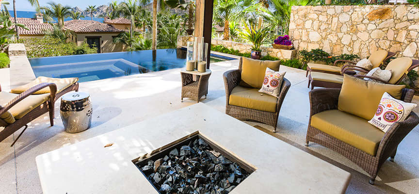 Hacienda Beach Club & Residences Three Bedroom Veranda With Private Pool and Spa, Baja California Sur