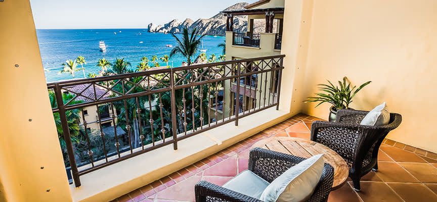 One Bedroom Residence Oceanview at Hacienda Beach Club & Residences, Baja California Sur